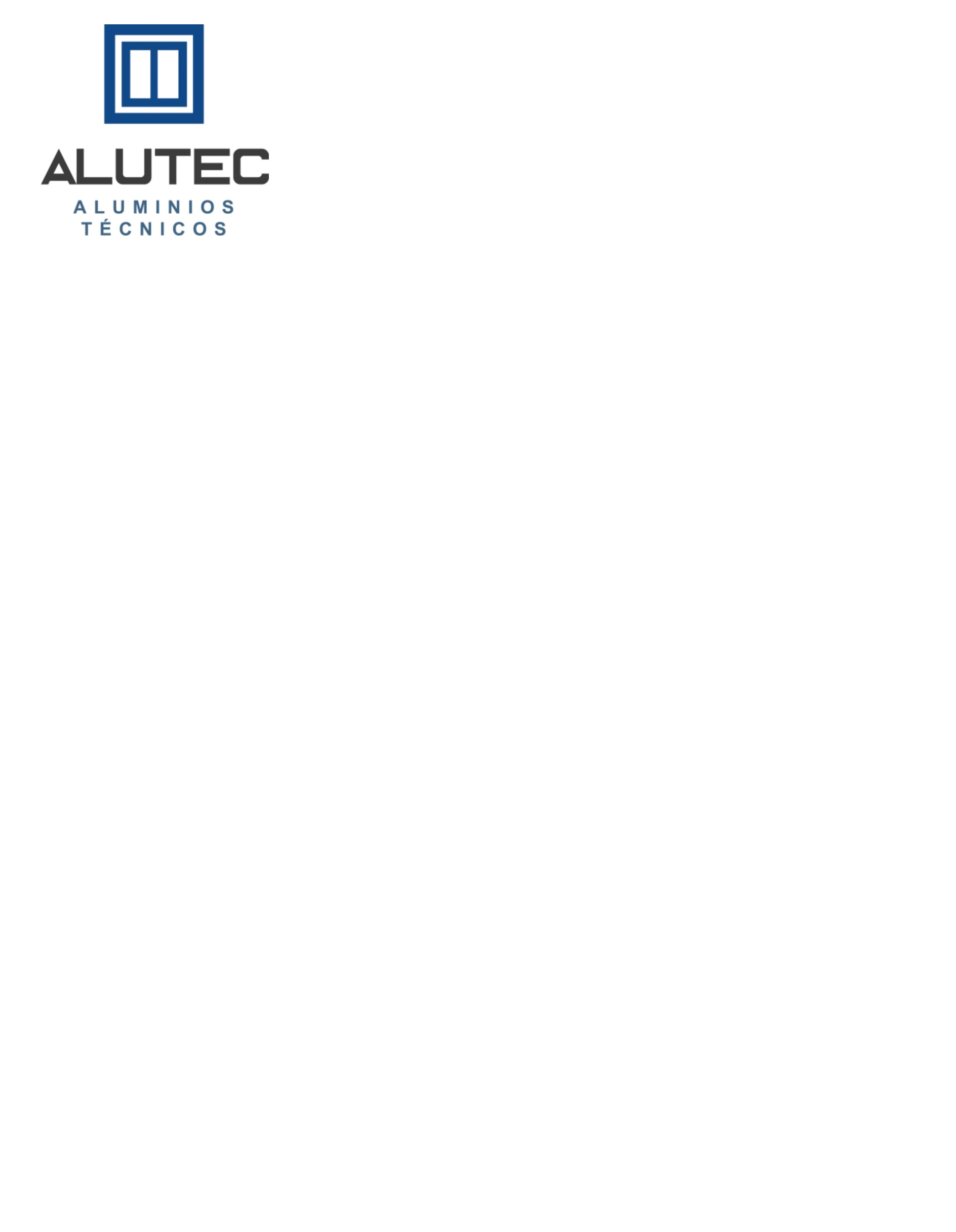 ALUTEC- Ventanas de aluminio Tecnico Schüco - Puertas Garaje Hormann - Pergolas Bioclimaticas