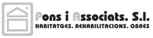 Pons I Associats Habitatges Rehabilitacions Obres S.L.
