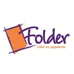 Folder Papelerías La Laguna