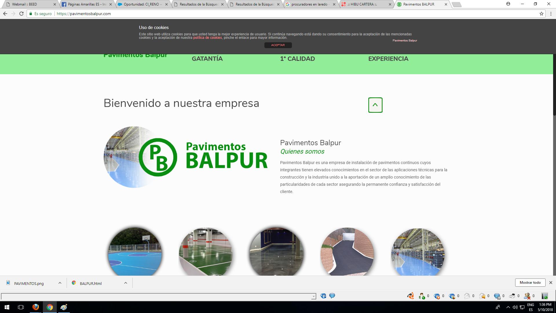 Pavimentos Balpur