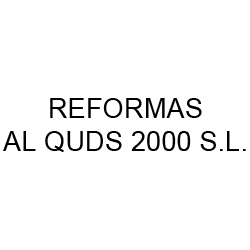 REFORMAS AL QUDS 2000 S.L.