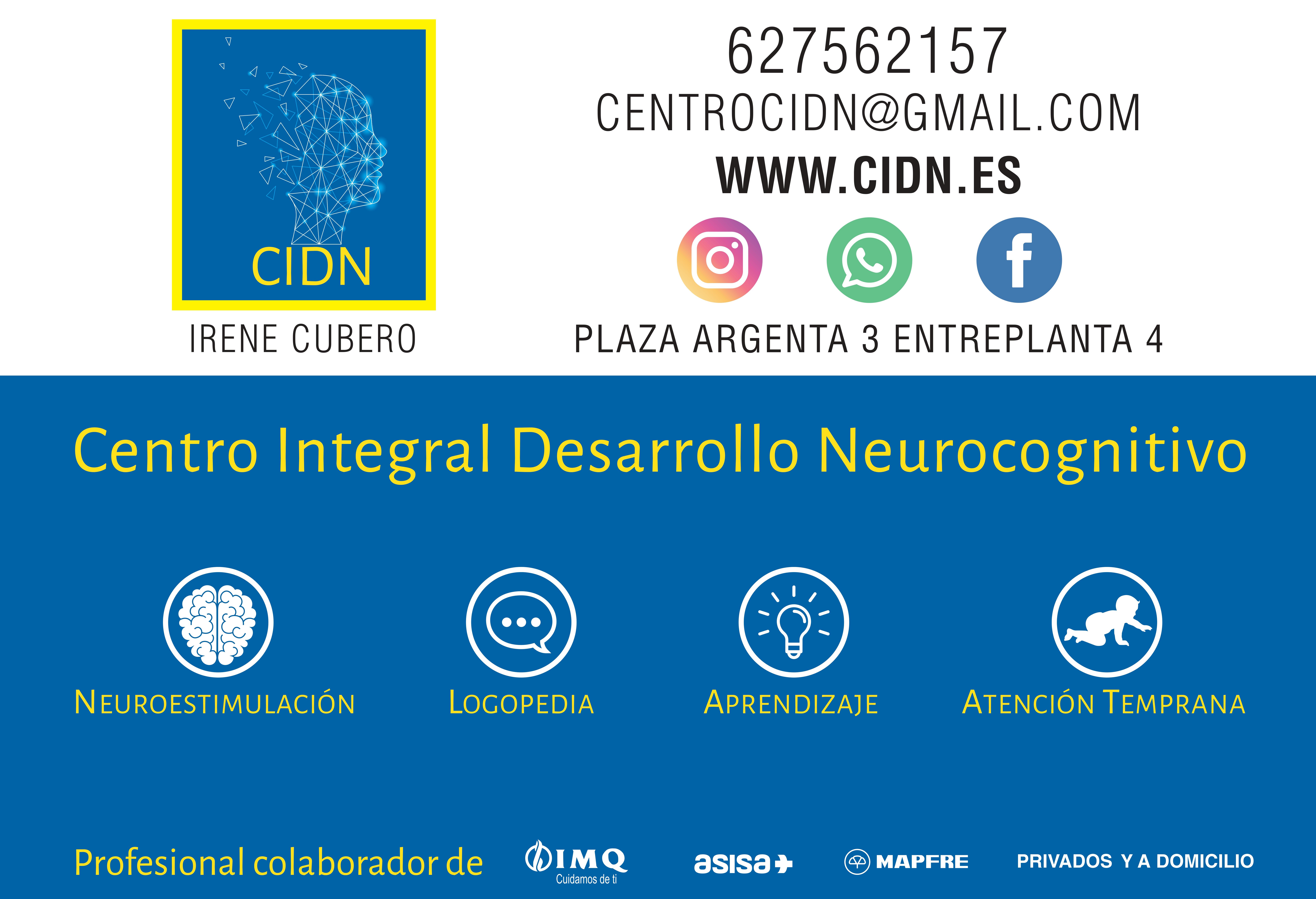 Centro Integral Del Desarrollo Neurocognitivo