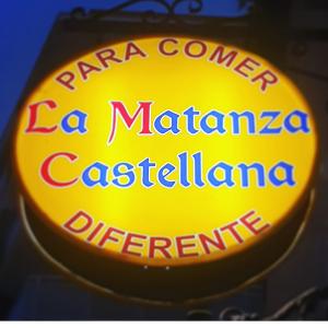 Restaurante La Matanza Castellana