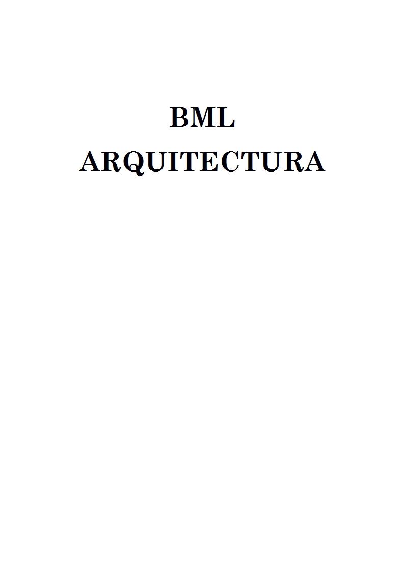 Arquitecto Begoña Martínez López