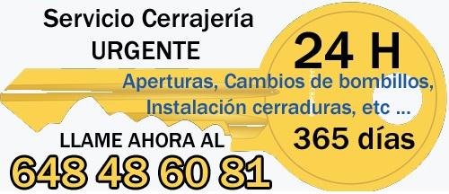 CVN Cerrajeros Urgentes 24H