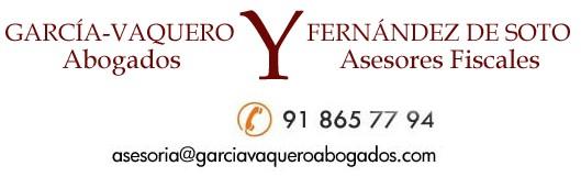 Imagen de Despacho García-Vaquero y Fernández de Soto