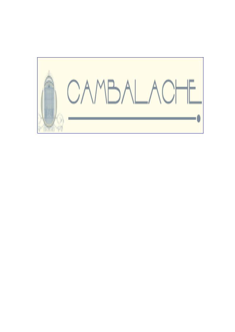 Antigüedades Cambalache & Gardimar