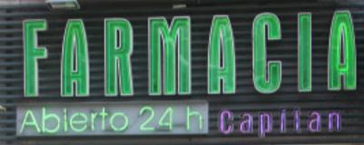 Farmacia Capitán 24 h