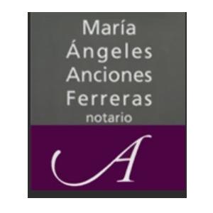 María Ángeles Anciones Ferreras - Notario