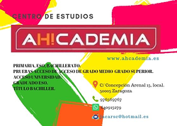 Imagen de Centro de Estudios AH!CADEMIA