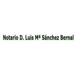 Notaría D. Luis María Sánchez Bernal
