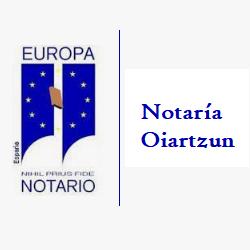 Notaría de Oiartzun