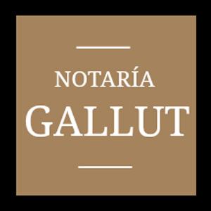 Notaría D. Miguel Ildefonso Gallut Ortega