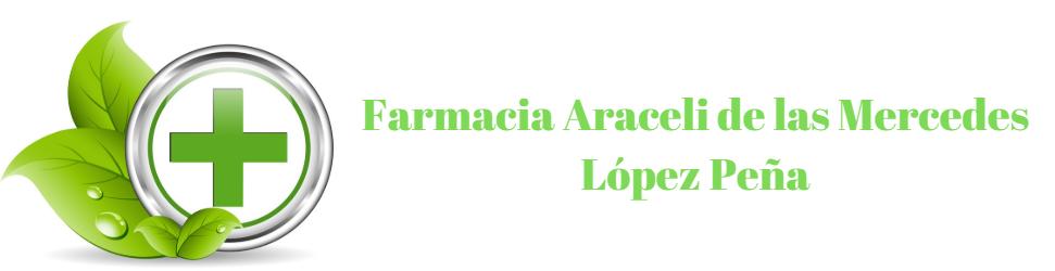 Farmacia Araceli de las Mercedes López Peña