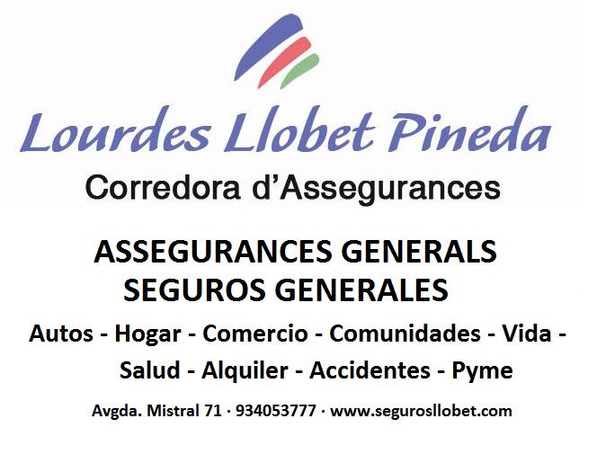 Lourdes Llobet Correduría de Seguros