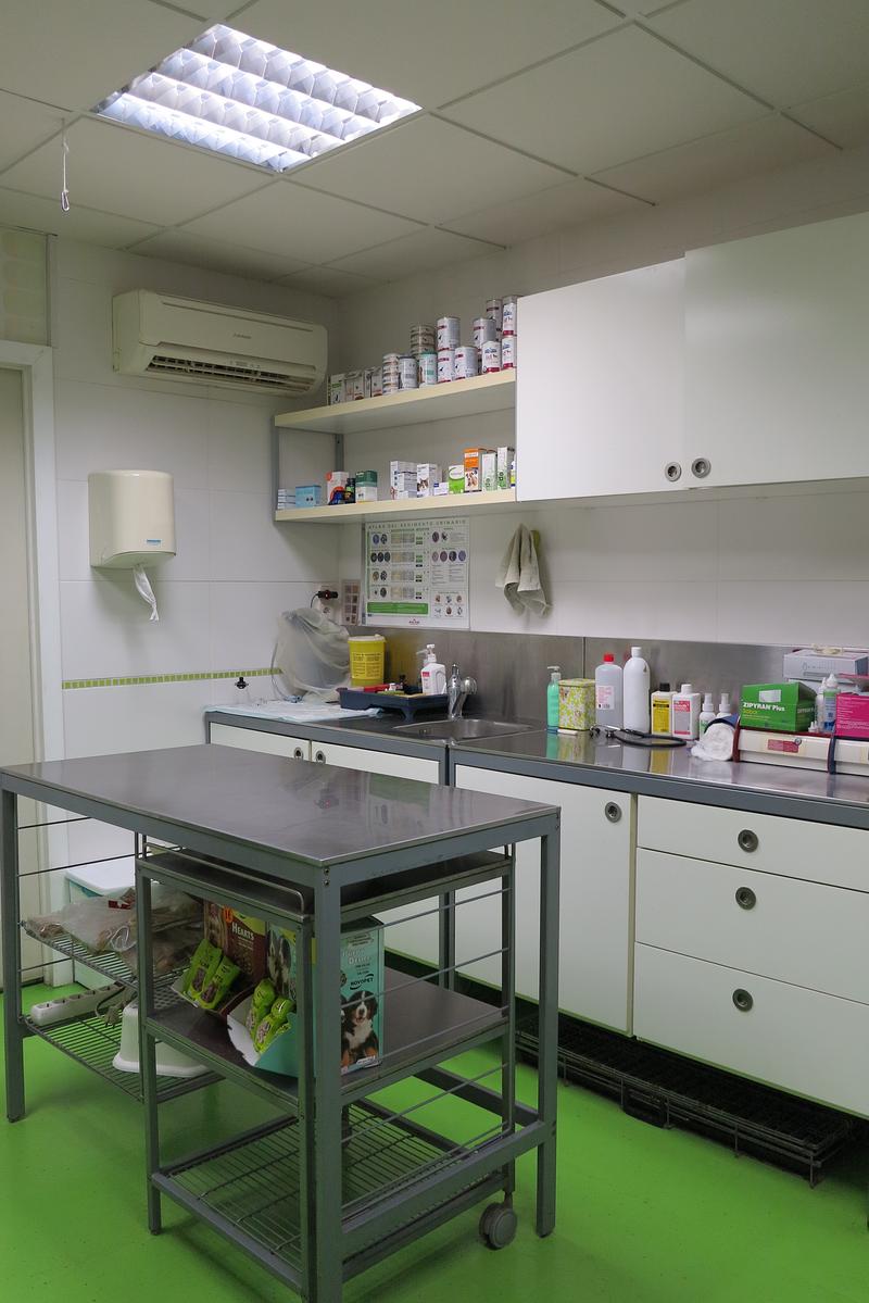 Centre Veterinari De La Plana 12