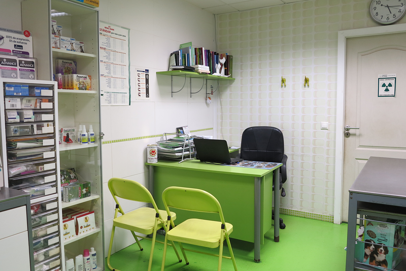 Centre Veterinari De La Plana 11