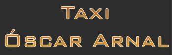 Taxi Oscar (Alcañiz)