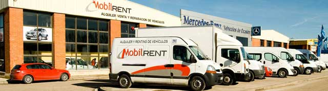Mobilrent AUTOMOVILES: ALQUILER