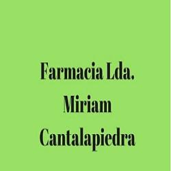 Farmacia Lda. Miriam Cantalapiedra