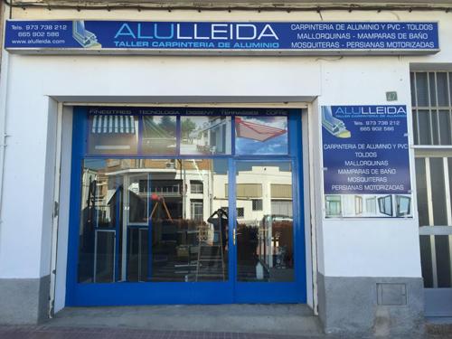 ALULLEIDA CARPINTERÍA DE ALUMINIO