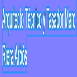Arquitecto Técnico Y Tasador Marc Riera Arbos