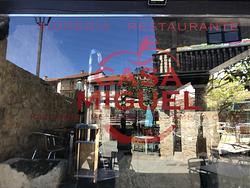 Terraza-Restaurante Casa Miguel Santillana del Mar