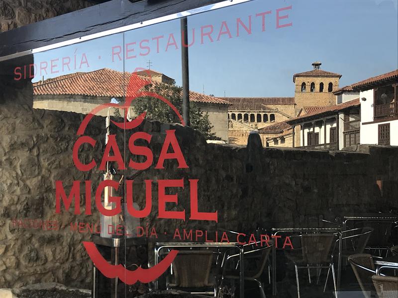Terraza-Restaurante Casa Miguel 17