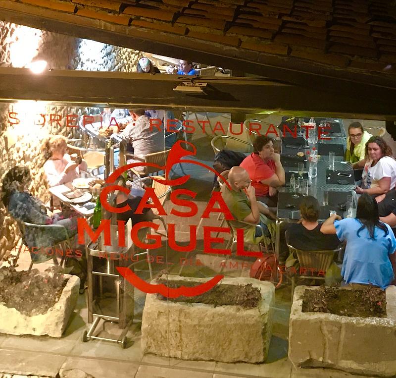 Terraza-Restaurante Casa Miguel 4