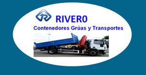 Transportes, Contenedores y Grúas Rivero