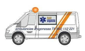 Imagen de Ambulancias Aragonesas