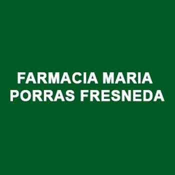 Farmacia Maria Porras Fresneda