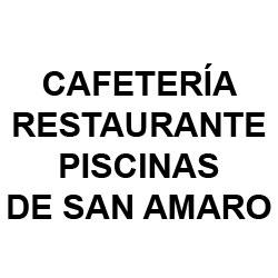 Cafetería Restaurante Piscinas de San Amaro