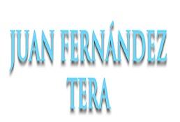 Juan Fernandez Tera