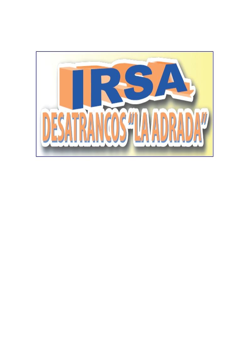 IRSA DESATRANCOS
