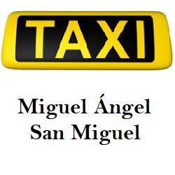 Taxi Miguel Ángel San Miguel