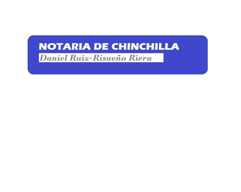 Notaria de Chinchilla de Monte Aragón