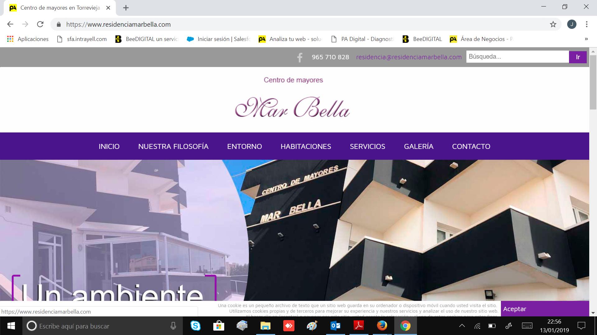 Centro de Mayores Mar Bella