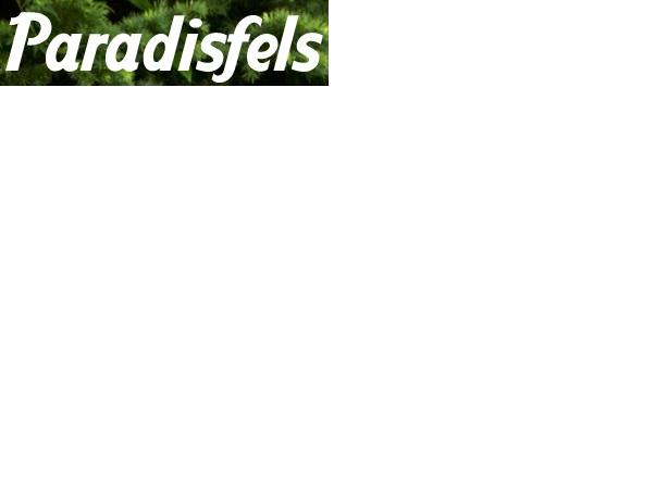 Paradisfels