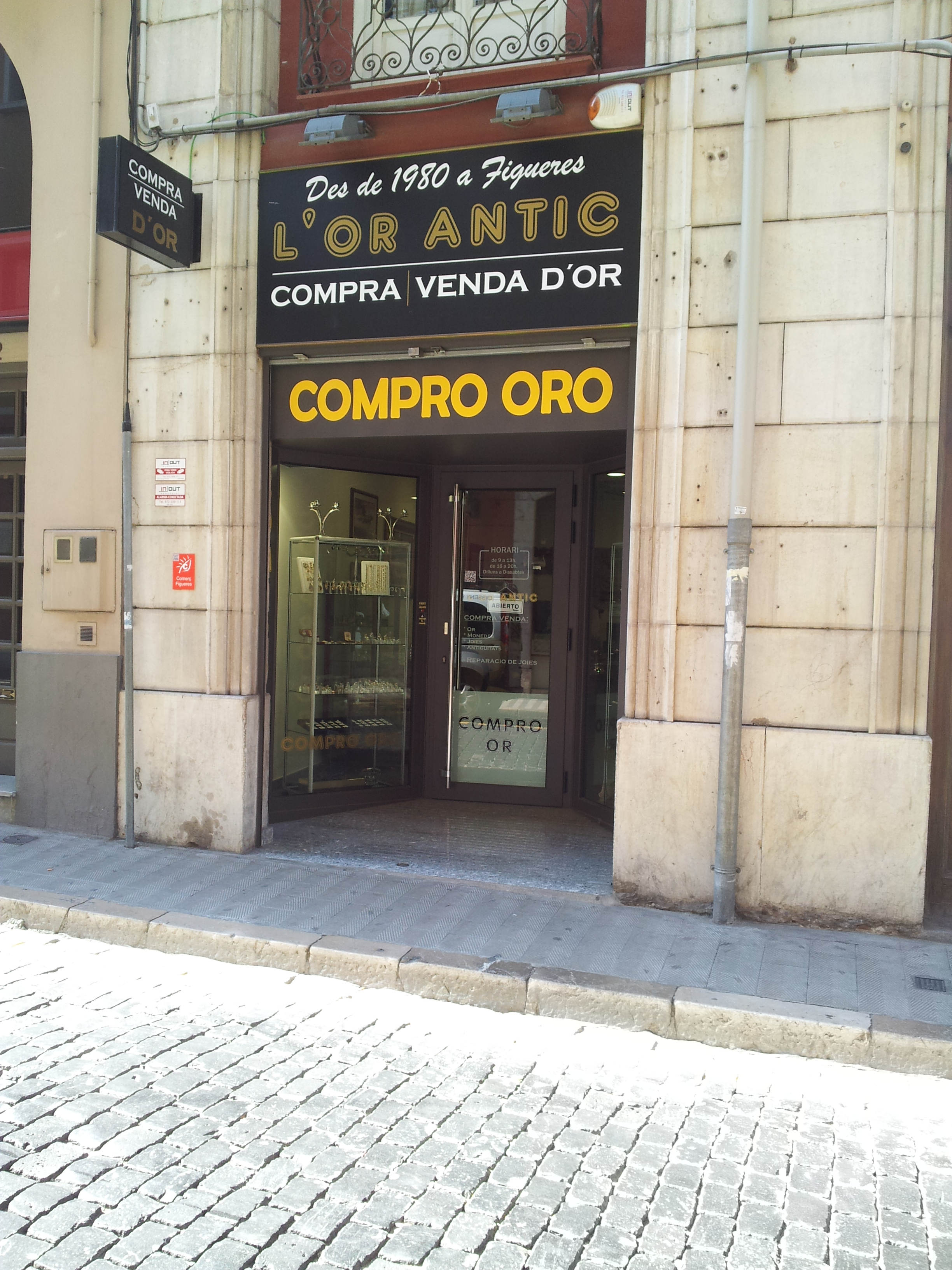 L'or Antic