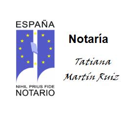 Notaría Tatiana Martín Ruiz