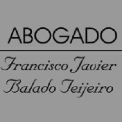 Abogado Francisco Javier Balado Teijeiro