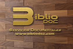BIBLIODOC Servicios Documentales ARCHIVOS Y BIBLIOTECAS: GESTION