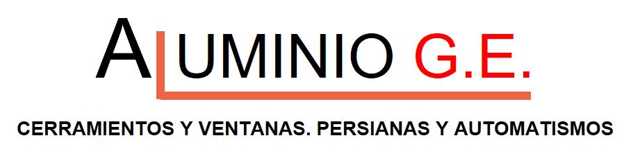 ALUMINIO G.E S.L.Cerramientos y ventanas.Persianas y automatismos