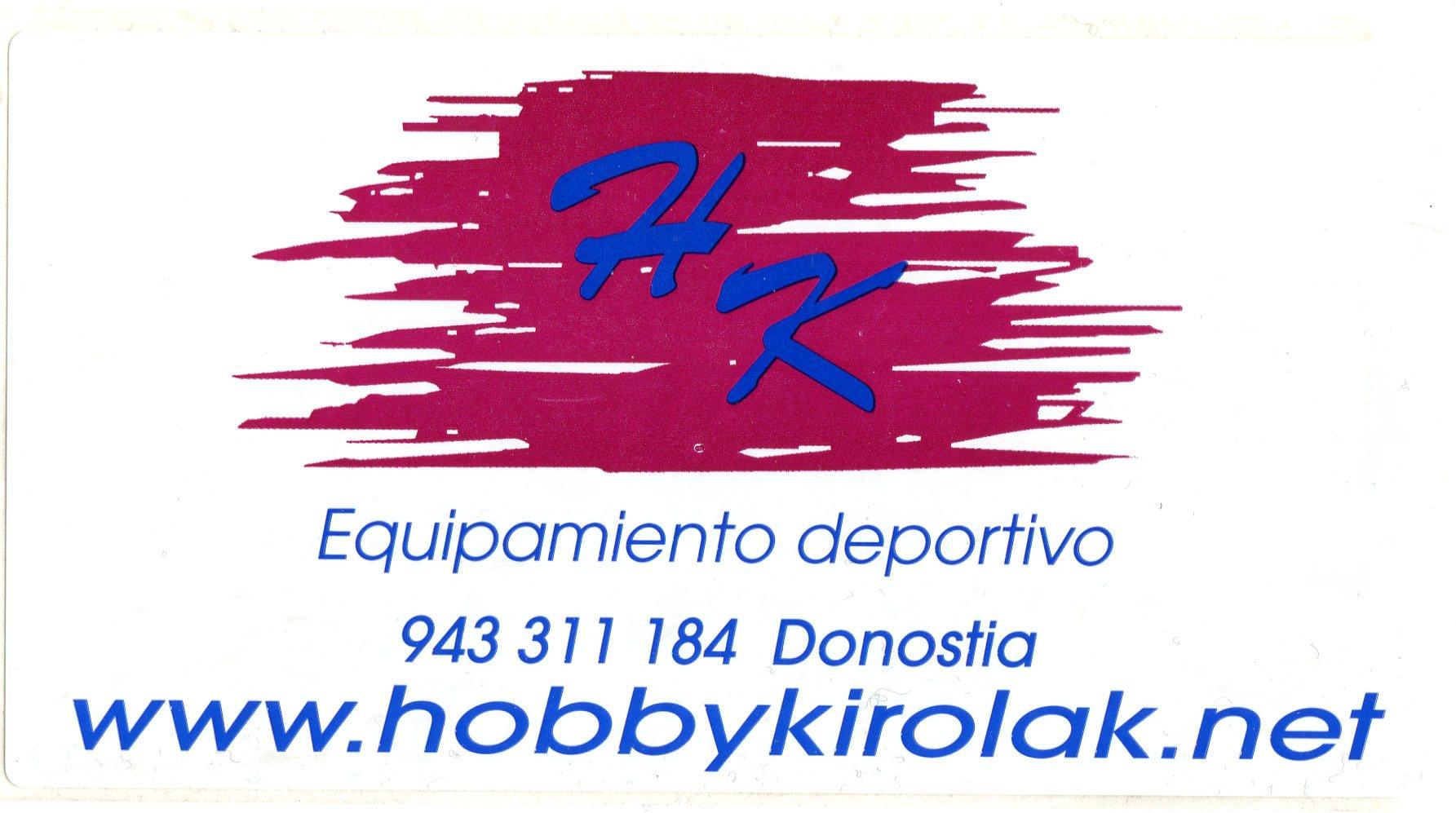 Hobby Kirolak