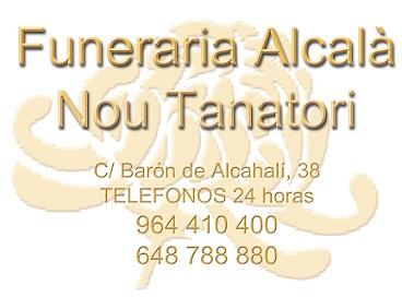 Funeraria Alcalá