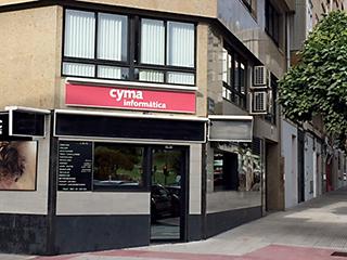 Cyma Informática INFORMATICA Y OFIMATICA: ESTABLECIMIENTOS