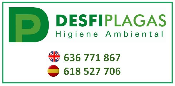 Desfiplagas (control de plagas Estepona)
