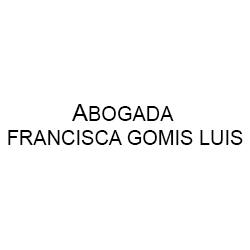 Abogada Francisca Gomis Luis