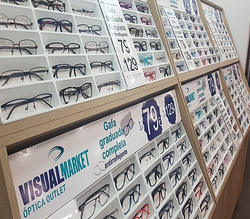 Visual Market San Juan Optica Outlet 2